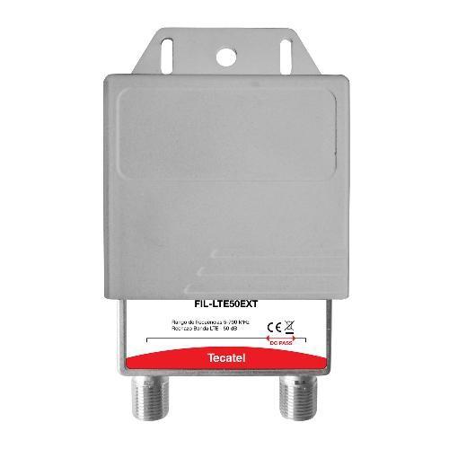 ΦΙΛΤΡΟ LTE 5G 5-690MHz TECATEL (FIL-LTE50EXT/2L)