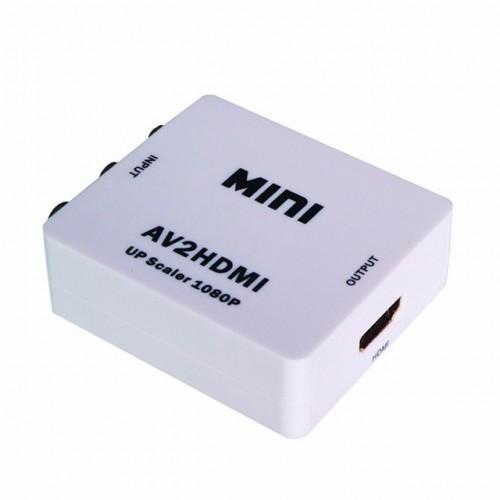 CONVERTER AV to HDMI (CAH003)