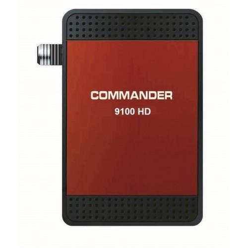 ΔΟΡΥΦΟΡΙΚΟΣ ΔΕΚΤΗΣ COMMANDER-9100HD