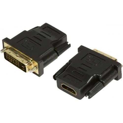 ΜΕΤΑΤΡΟΠΕΑΣ DVI-D ΣΕ HDMI (DH02)