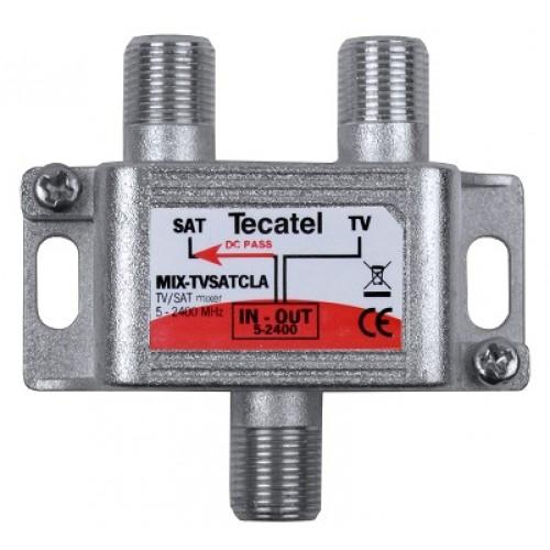 COMBINER ΤV-SAT Tecatel