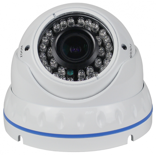 KAMEΡΑ DOME 2MP 960P 2.8-12MM AHD VARIFOCAL (DOME-HV532)